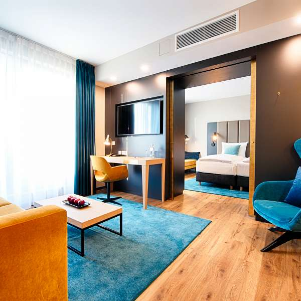 Welcome Hotel Neckarsulm Jr Suite 1k