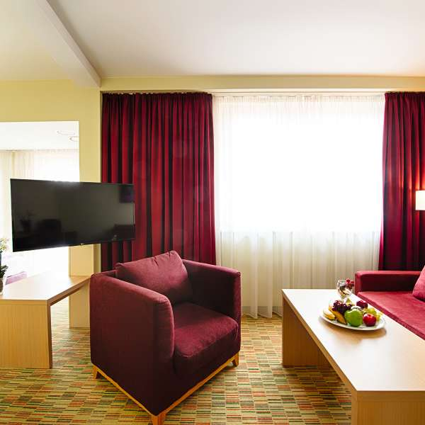 Welcome Hotel Paderborn Junior Suite 3k