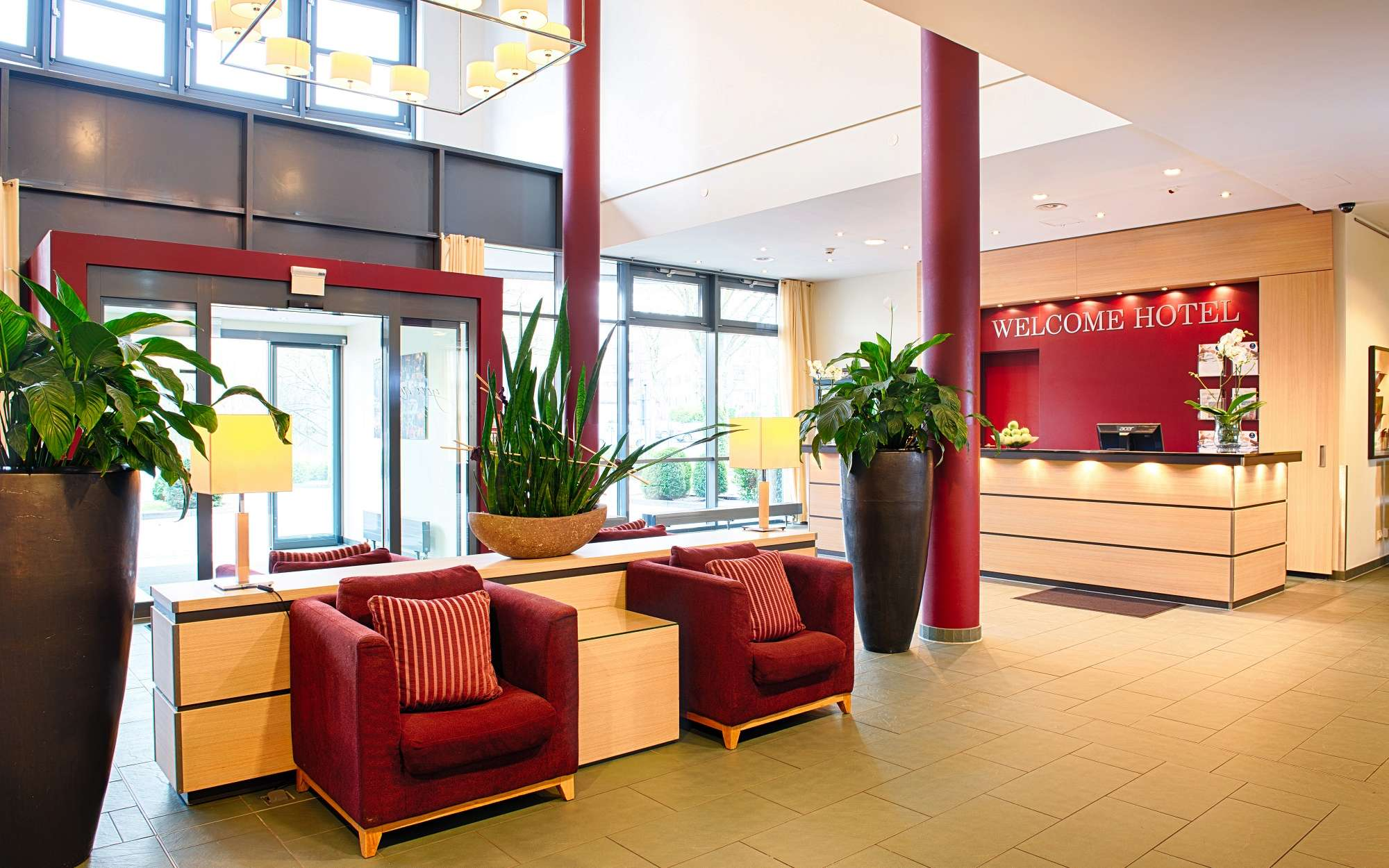 Welcome Hotel Paderborn Lobby 3 Klein
