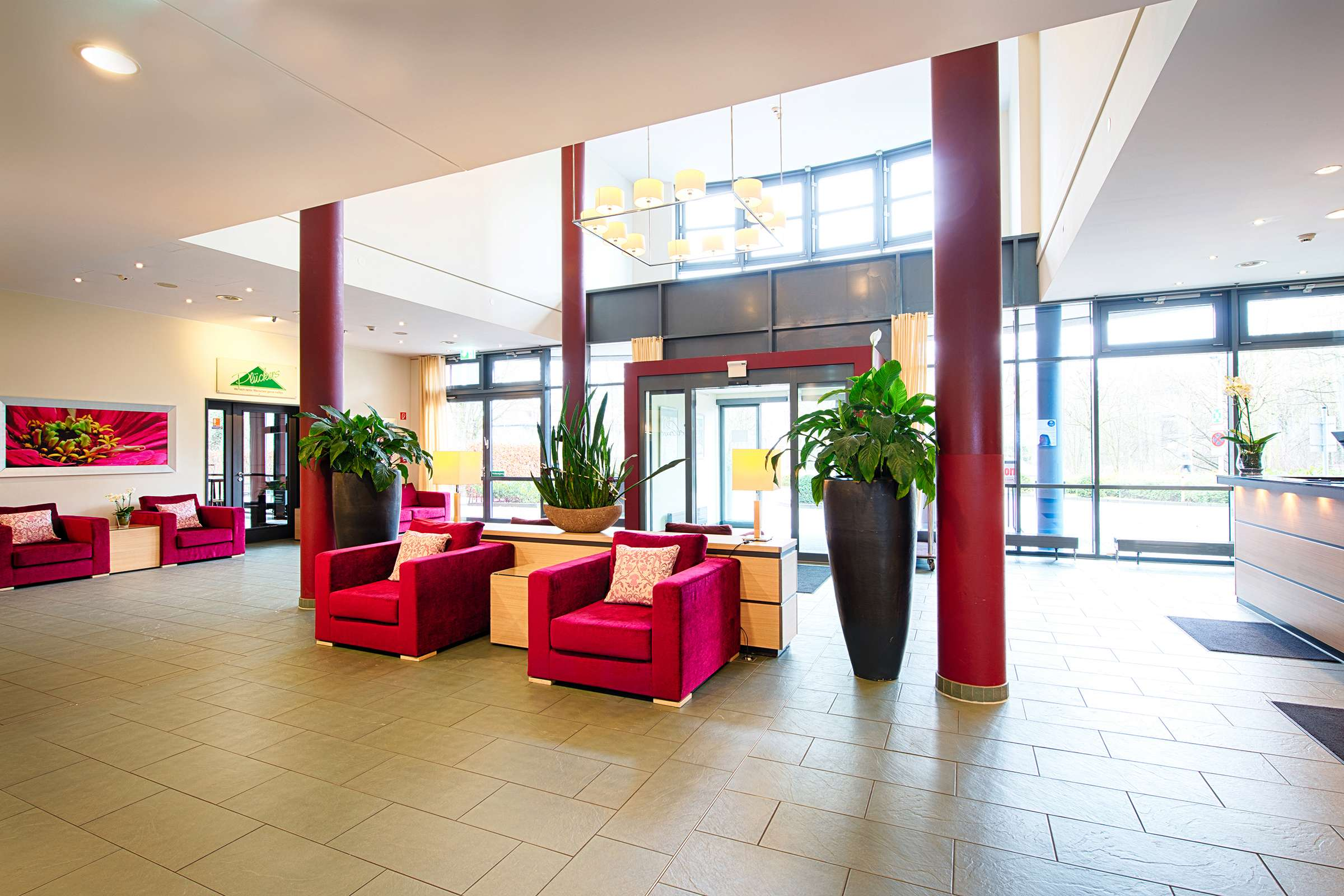 Welcome Hotel Paderborn Lobby 6
