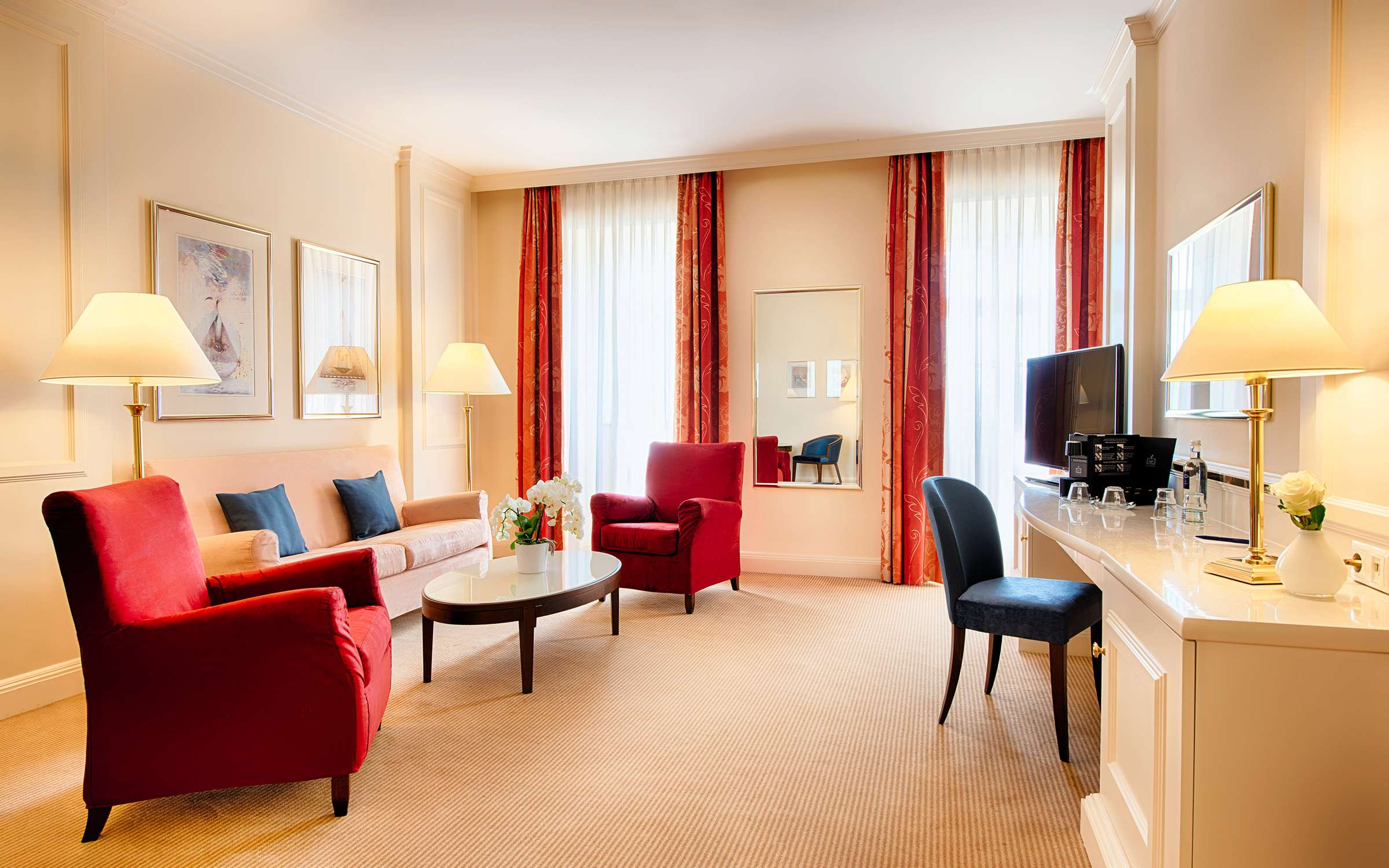Welcome Hotel Residenzschloss Bamberg Executive Suite 1k