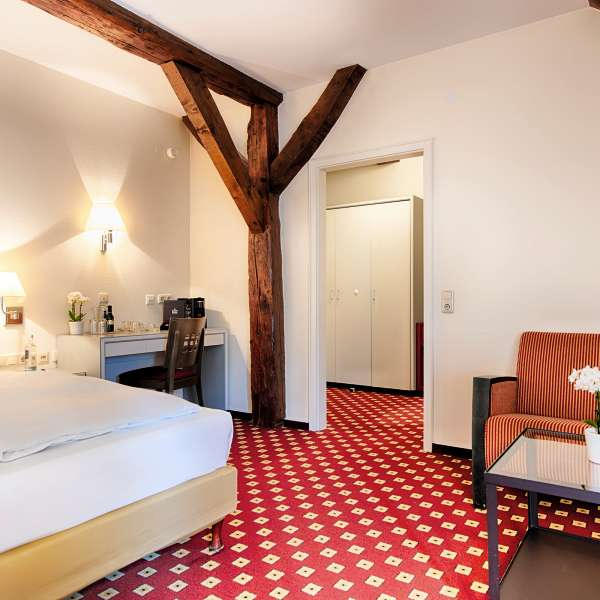 Welcome Hotel Bad Arolsen Historisch Dz 3kj