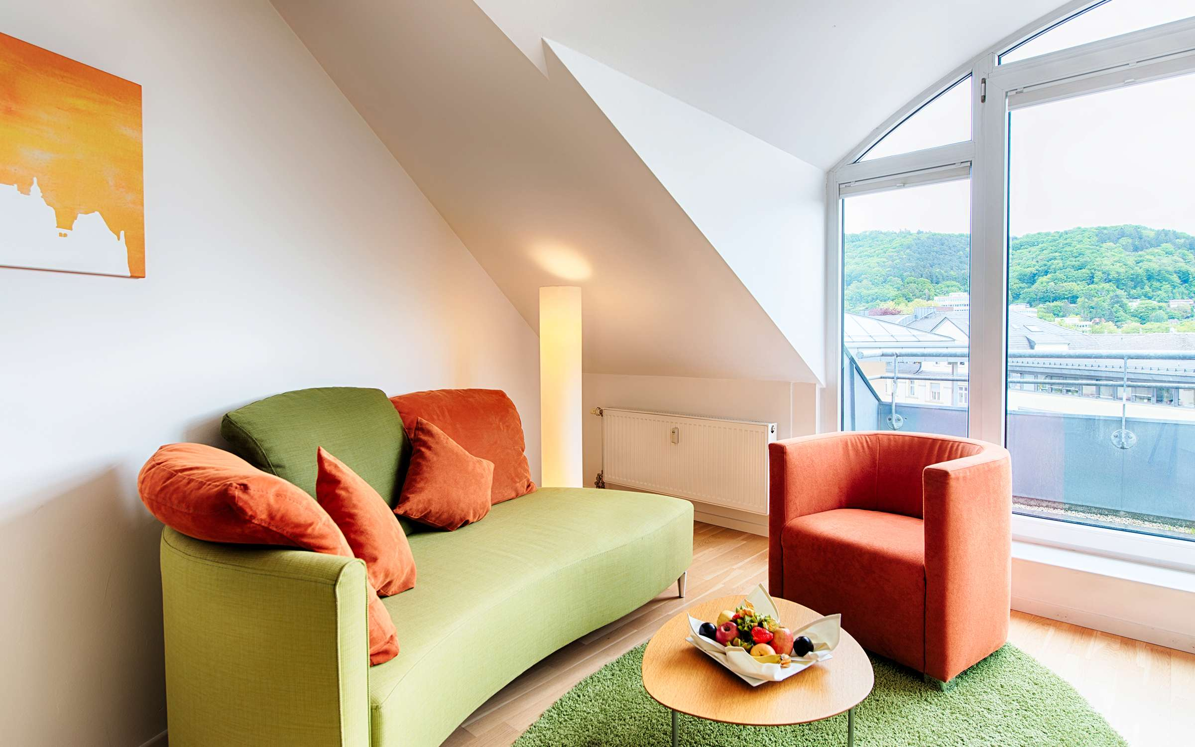 Welcome Hotel Marburg Suite 7k