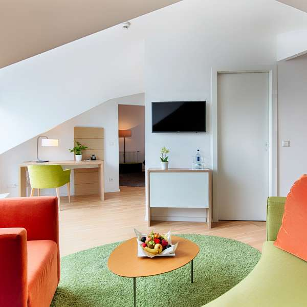 Welcome Hotel Marburg Suite 6k
