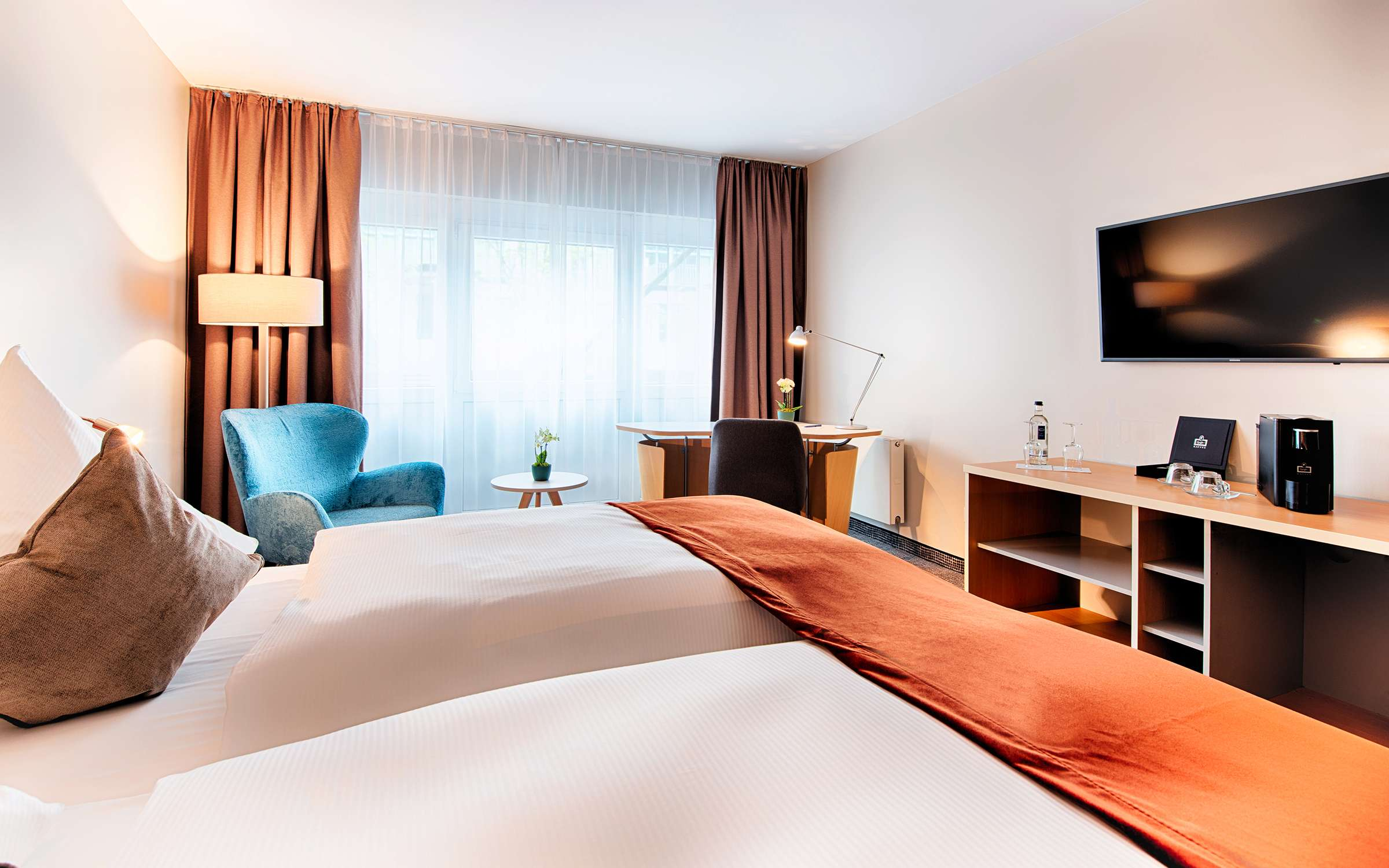 Welcome Hotel Marburg Superior 4k
