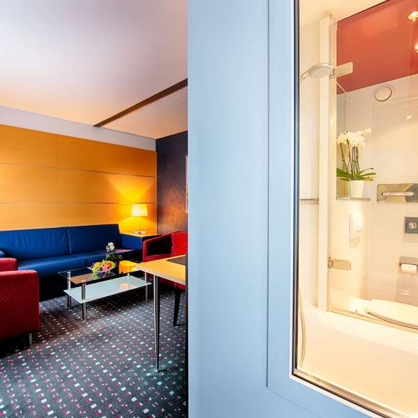Welcome Hotel Essen Junior Suite 1