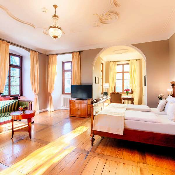 Welcome Hotel Schloss Lehen Junior Suite 1
