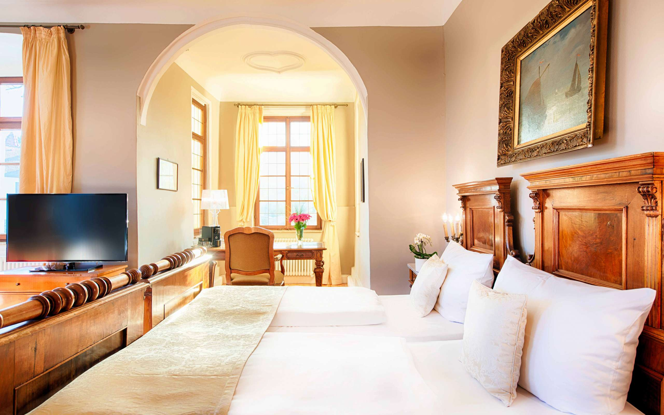 Welcome Hotel Schloss Lehen Junior Suite 3