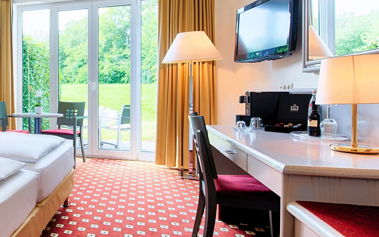 Welcome Hotel Bad Arolsen Home Office
