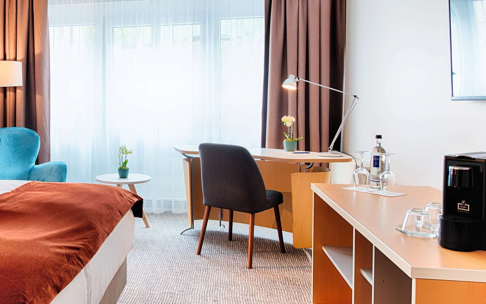 Welcome Hotel Marburg Home Office