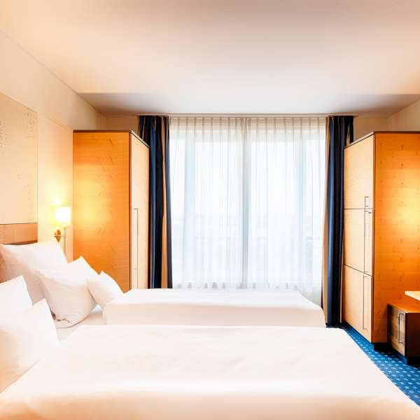 Welcome Hotel Wesel Superior Suite Zimmer