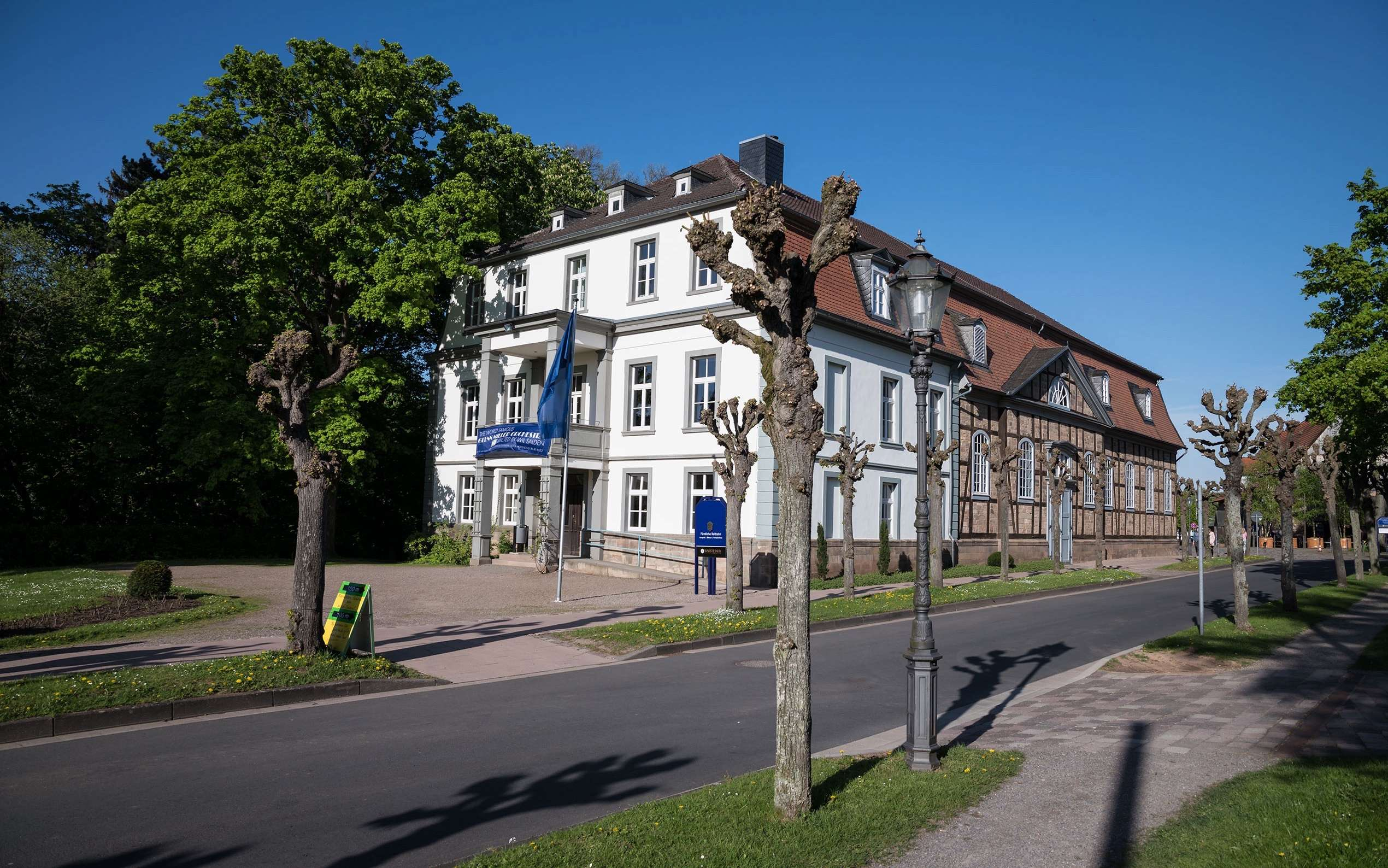 Welcome Hotel Bad Arolsen Aussenansicht 01
