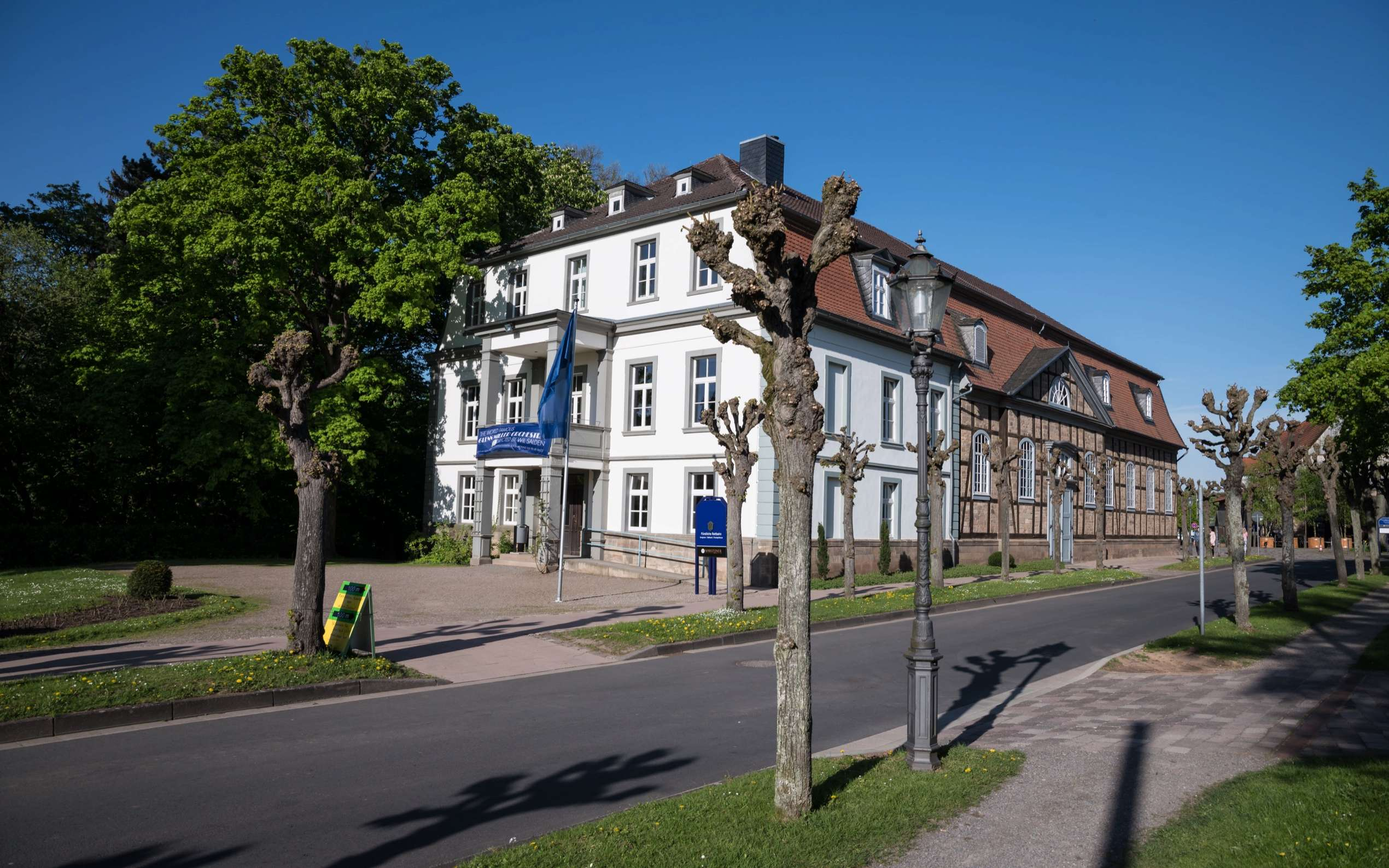 Welcome Hotel Bad Arolsen Aussenansicht 01 1