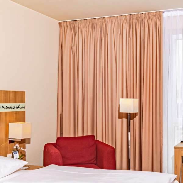 Welcome Hotel Darmstadt Barrierefreies Standardzimmer