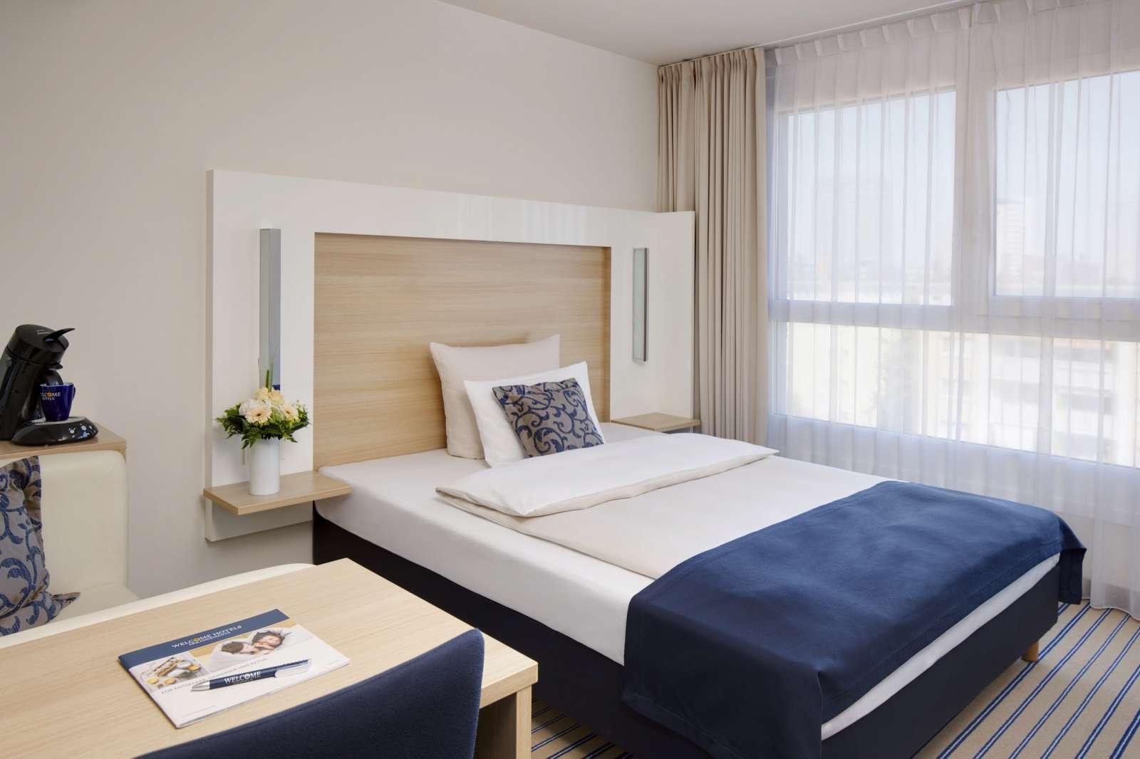 Komfort Frankfurter Messe Welcome Hotel Frankfurt