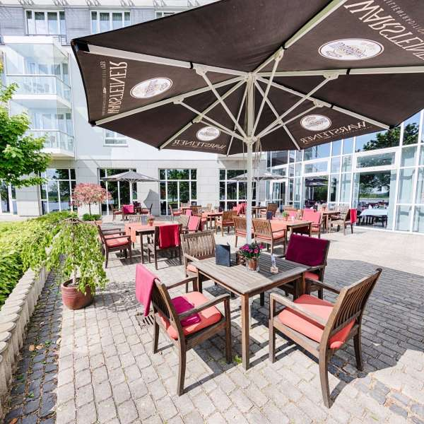 Welcome Hotel Wesel Restaurant Terrasse 02