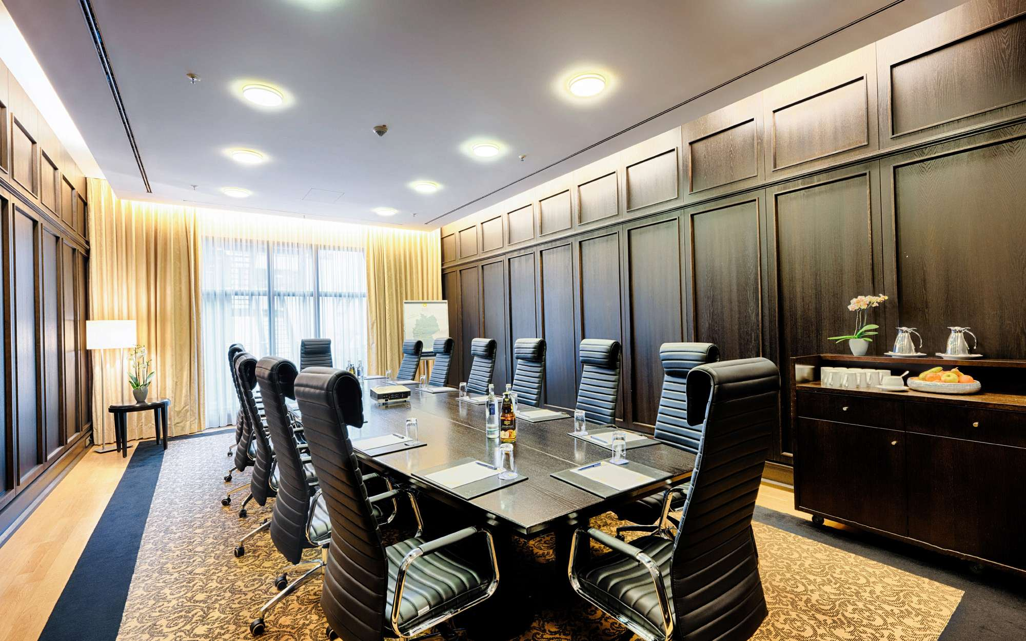 Welcome Parkhotel Euskirchen Boardroom 01