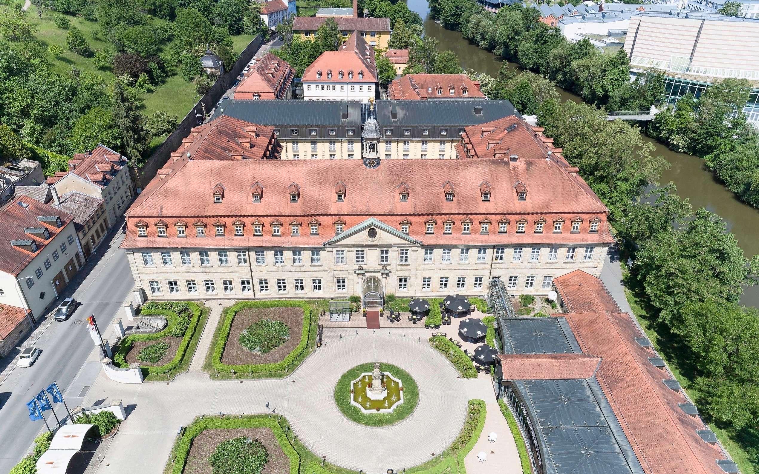 hotel residenzschloss bamberg