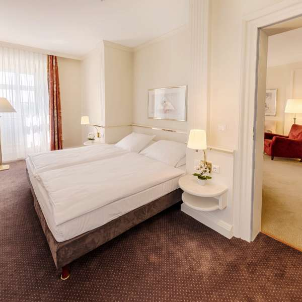 Welcome Hotel Residenzschloss Bamberg Executive Suite