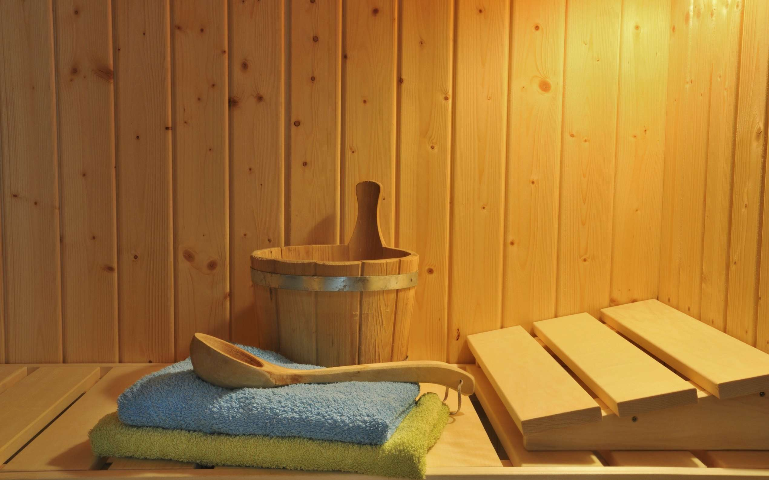 Sauna Welcome Hotels