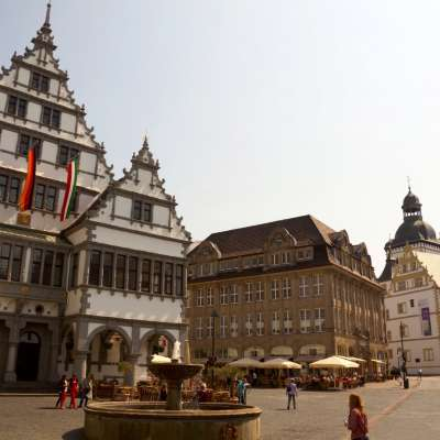 Rathausplatz Paderborn Welcome Hotels